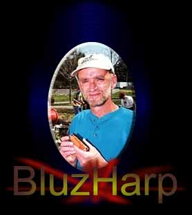 Big Daddy Bluz Harp
